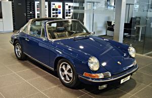 Porsche 911 2LE 1969
